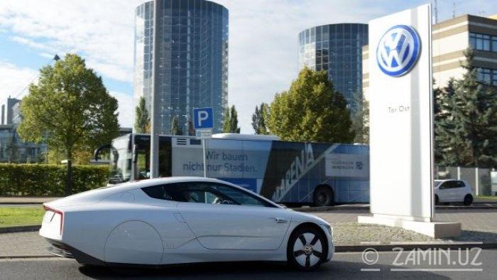 Швейцарияда Volkswagen автомобиллари сотилиши тўхтатилади