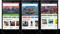 Android foydalanuvchilarida Google Play yangi dizaynga o'ta boshladi