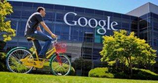 Google aksiyalari narxi rekord darajada o'sdi