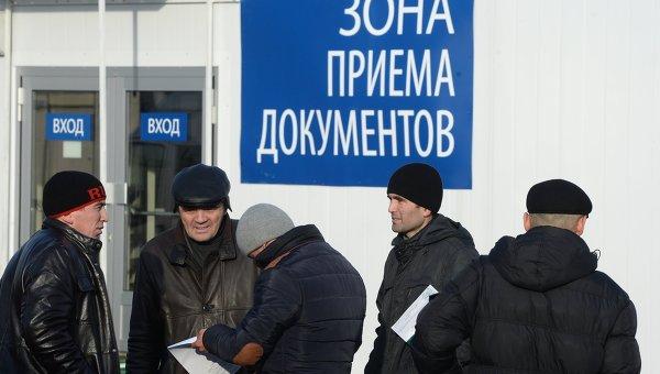 Rossiya FMX mehnat muhojirlari uchun patentlar muddatini 1 yillik qilib belgiladi
