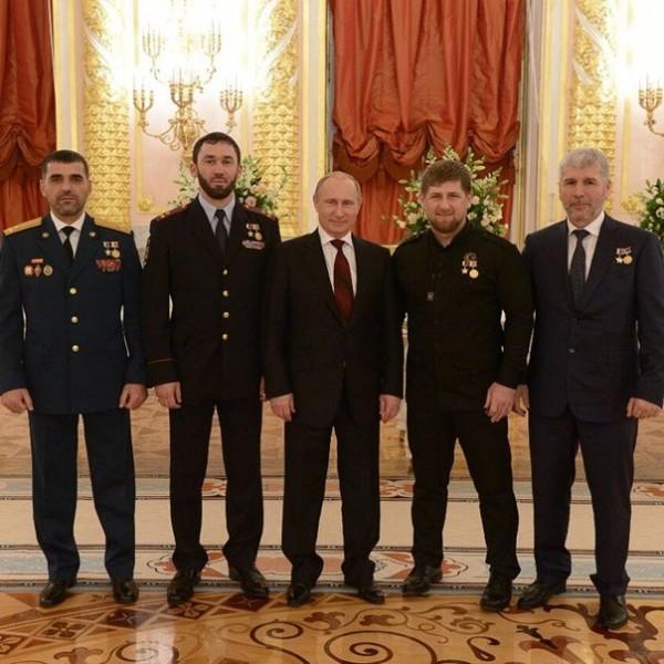Рамзан Қодиров: Владимир Путин учун жонимни фидо қилишга тайёрман