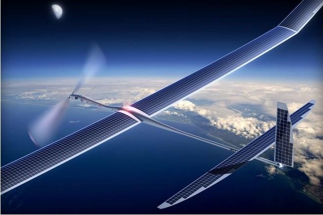 Google 2015 йилда Titan номли дронларни ишлаб чиқаради