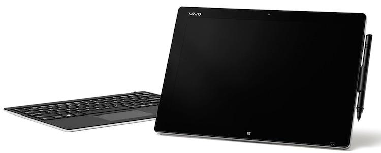 VAIO корхонаси энди планшет ишлаб чиқаришни режалаштирмоқда