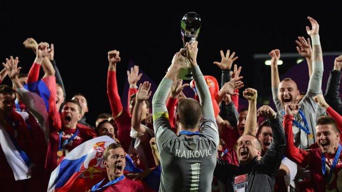 FIFA U-20. Сербия — Ёшлар ўртасидаги Жаҳон чемпиони!