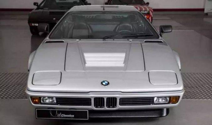Германияда дунёдаги энг қиммат BMW M1 автомобили сотувга қўйилди