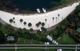 Floridada timsoh hujumiga uchragan ikki yoshli bolaning jasadi topildi
