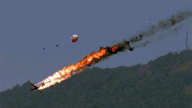 Туркияда Су-24 самолётини уриб туширган учувчилар ҳибсга олинди