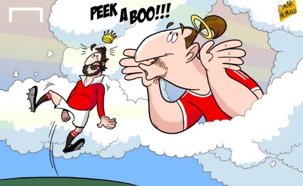 Момани: «Реал» ва «Барса», Манчестер «худоси», Погба