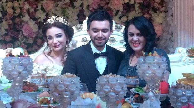 Ўзбек шоу-бизнесининг таниқли вакилларидан бири уйланди