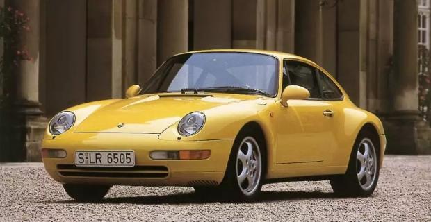 Ёниб кетган 1996 йилги Porsche машинаси 95 минг долларга баҳоланди