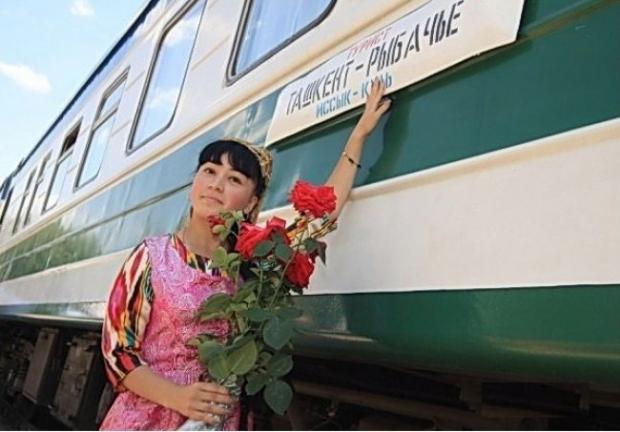 16 августдан бошлаб Тошкентдан Иссиқкўлга поездлар қатнови йўлга қўйилади