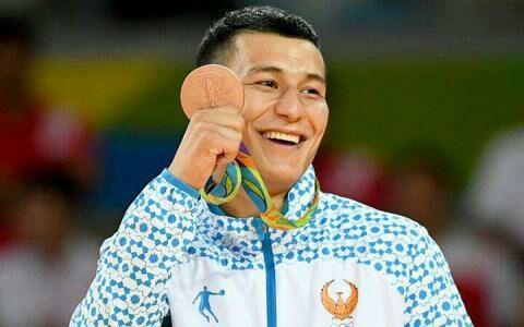 Ўзбекистон жамоаси аъзоси Риода илк медални қўлга киритди