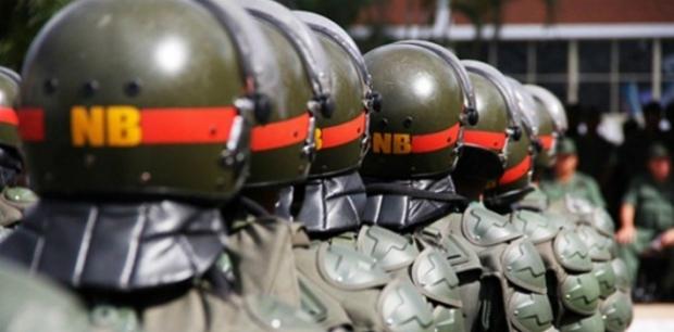 Босқинчилар Венесуэла армиясининг 7 нафар гвардиячи аскарларини ўлдирди