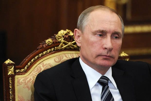 Владимир Путин Киев расмийларини террорда айблади