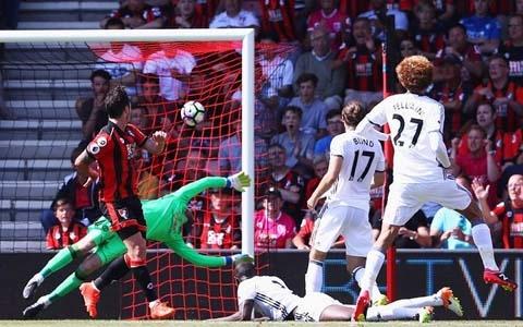 «Манчестер Юнайтед» сафарда «Борнмут»ни енгди ва чемпионатни ғалаба билан бошлади!