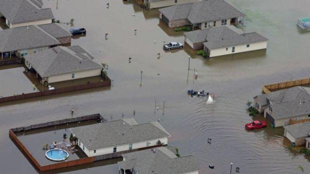АҚШнинг Луизиана штатидаги тошқинларда 8 киши ҳалок бўлди