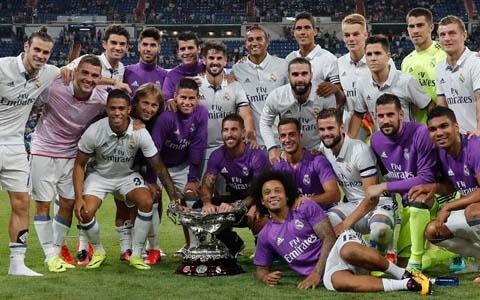 «Реал Мадрид» – «Сантьяго Бернабеу» кубоги соҳиби!