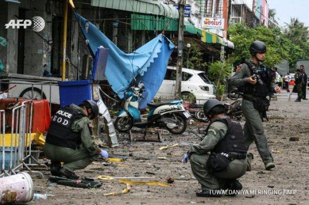 Таиланд жанубидаги меҳмонхонада портлаш юз берди