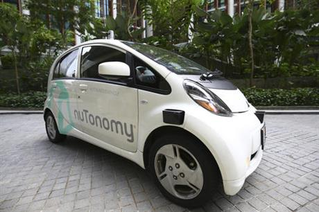 Сингапурда дунёдаги илк ҳайдовчисиз такси хизмати йўлга қўйилди