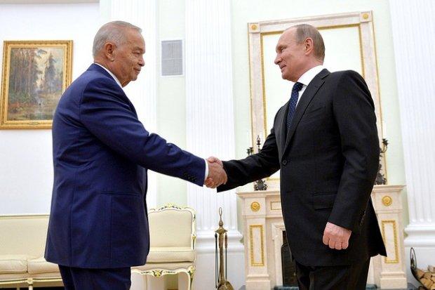 Путин Ўзбекистонга ҳамдардлик билдирди