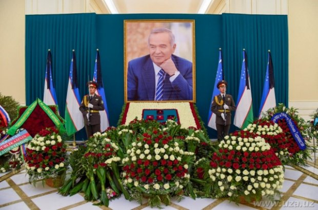 Gurbanguli Berdimuhamedov: Turkmanistonda maydon va ko'chalarga Islom Karimov nomi beriladi