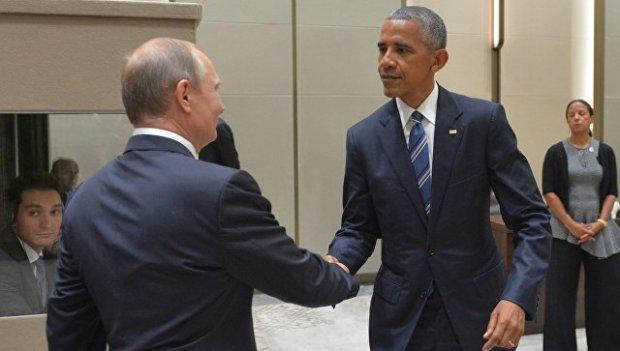 Ханчжоуда Путин ва Обама учрашуви бошланди