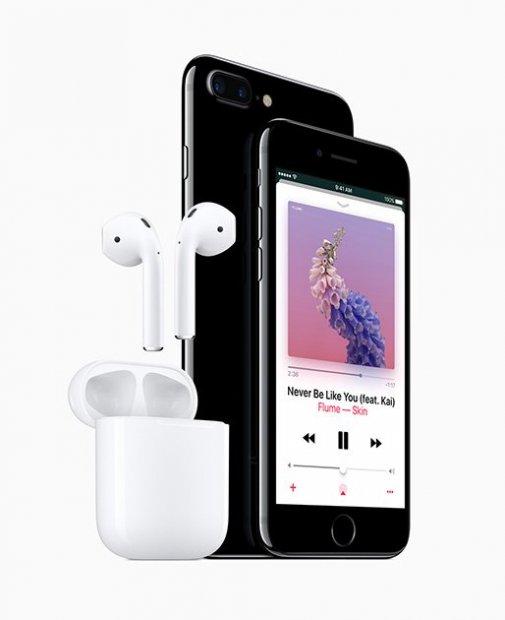 Apple тақдимоти: қора корпусли iPhone, сувга чидамли соатлар ва бошқа асосий янгиликлар
