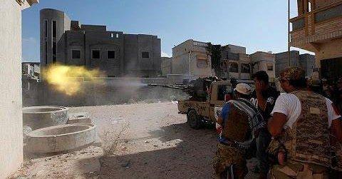 Пентагон: Ливия ҳарбийлари тез орада Сиртни ИШИДдан озод этишади