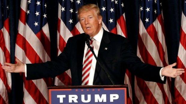 """Дональд Трамп: """"Кўпроқ солдатлар, кўпроқ самолётлар, кўпроқ кемалар"""""""