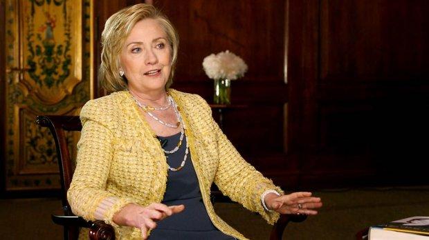 Клинтон Россияни АҚШдаги сайловларга аралашишда айблади