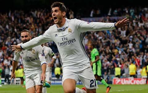 ЕЧЛ. «Реал» қийинчилик билан «Спортинг»ни мағлуб этди