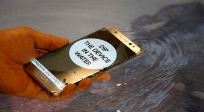АҚШда расман Samsung Galaxy Note 7 савдоси тақиқланди