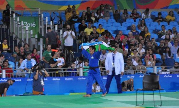 Паралимпиада якунлари: 32 иштирокчи ва 31 медал