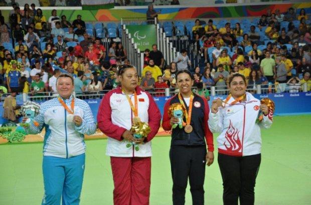 Рио Паралимпияси: Ўзбекистоннинг 32 спортчисидан 31 та медаль
