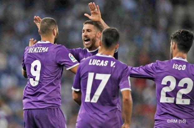 «Реал» примерада қаторасига 16 ўйинда ғалаба қозониш орқали «Барселона» рекордини такрорлади