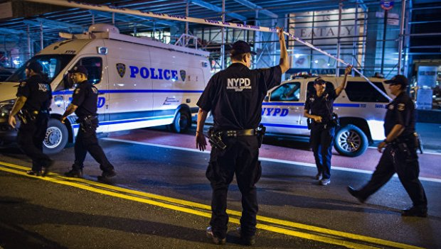 ОАВ: Нью-Йоркдаги портлаш юзасидан 5 киши қўлга олинди