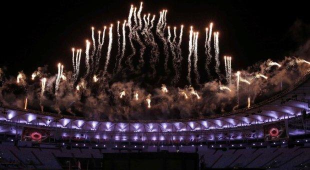 Рио-де-Жанейрода Паралимпиада ёпилиши маросими бўлиб ўтди