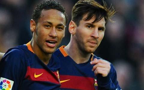 «Manchester Siti» Messi va Neymar bilan muzokara o'tkazdi