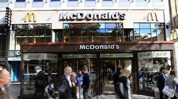 Евроиттифоқ McDonald's'ни солиқ тўламаганликда айбламоқда