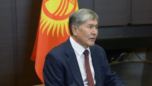 ОАВ Атамбаев ҳақида охирги маълумотларни тарқатди