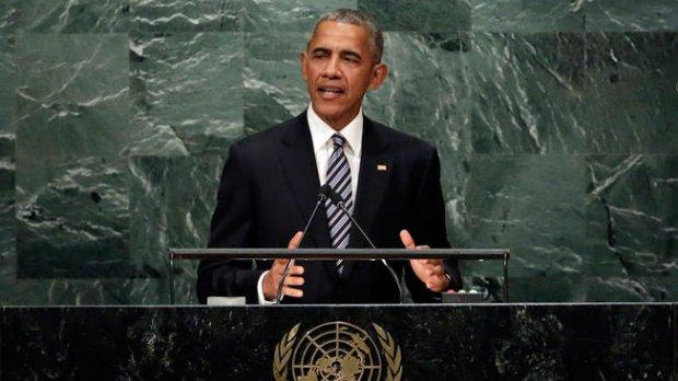Обама Россияга қўшни давлатлар ишига аралашмасликни маслаҳат берди
