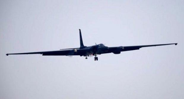 Калифорнияда U-2 айғоқчи самолёти қулаб тушди