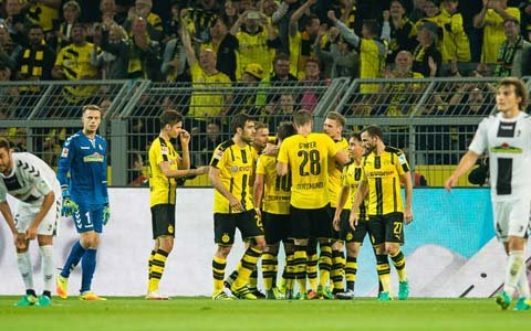 Германия чемпионати, 5-тур. «Боруссия» Д - «Фрайбург» — 3:1