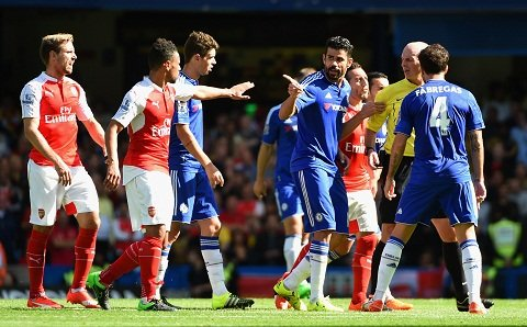 Англия чемпионати, 6-тур олдидан. Марказий ўйин — «Арсенал» - «Челси»