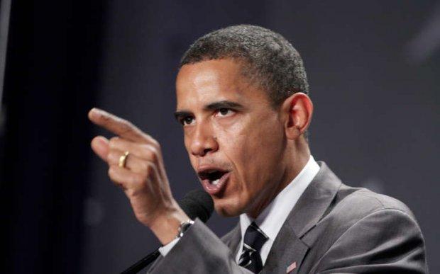 Обама беадаб сўзларни кўп қўллашини тан олди