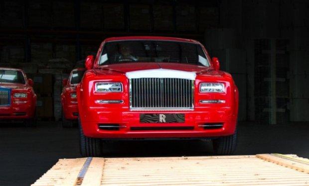Rolls-Royce ўз тарихида биринчи бор йирик буюртма қабул қилди