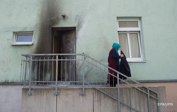 Германиянинг Дрезден шаҳрида иккита бомба портлади
