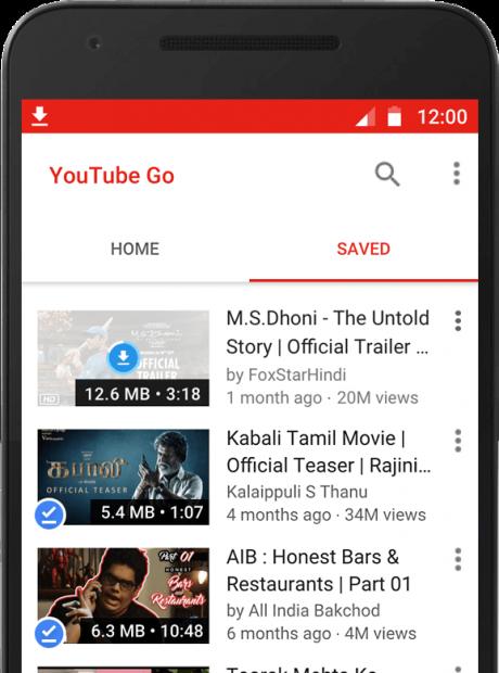 YouTubе интернетсиз ишлай олади