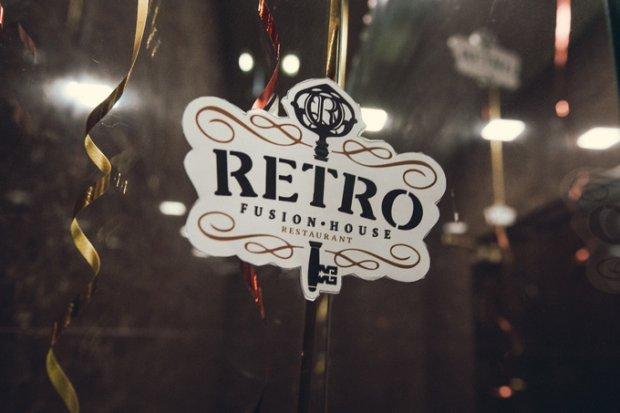 Retro Fusion House  ресторани 1 ёшга тўлди.
