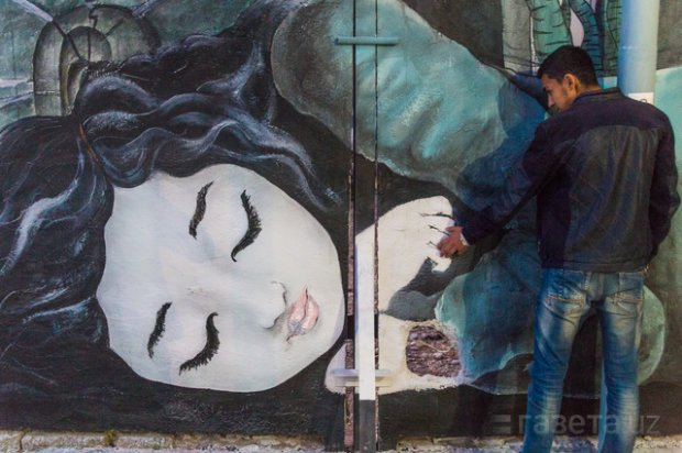 Фото: Тошкентдаги биринчи кўча санъати фестивали